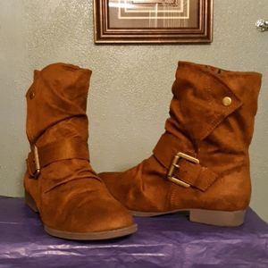 Soda (ankle booties